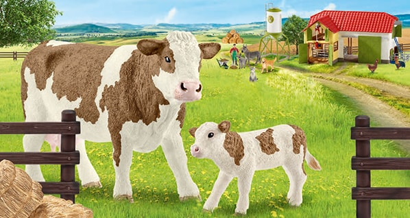 Farm World Toys