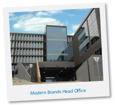 Modern Brands Head Office