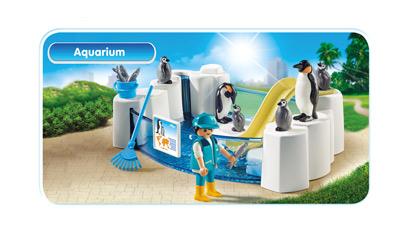 playmobil aquarium - Playmobil Gratuit