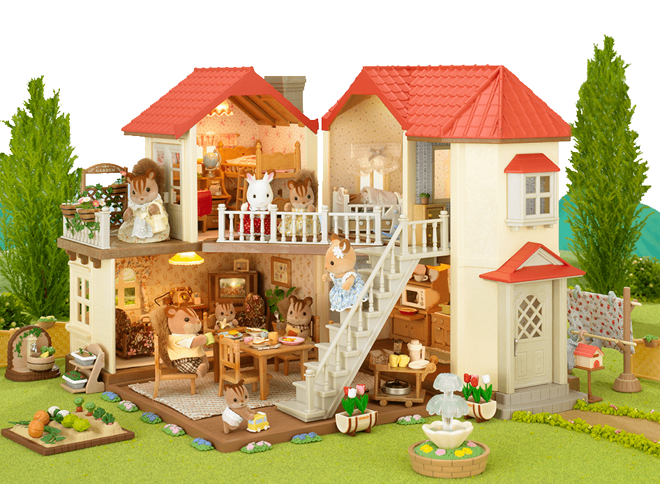 Sylvanian Families Home Life