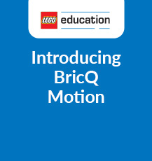 Education Introducing BricQ Motion