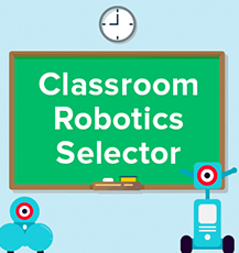 Click here to find the perfect digital robotics resource for your classroom or child.