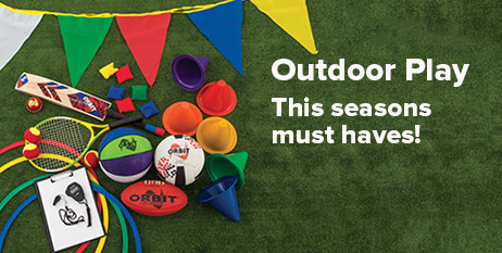 Outdoor Play - This seasons must haves