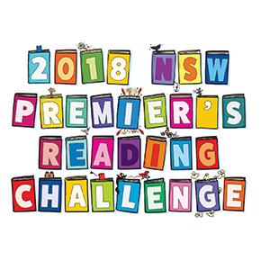 2018 NSW Premier's reading challenge