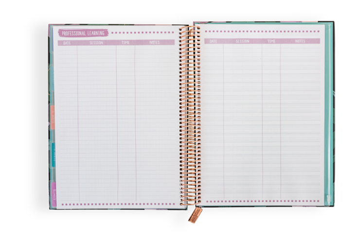 08/09 - Keep track of your professional learning in style!