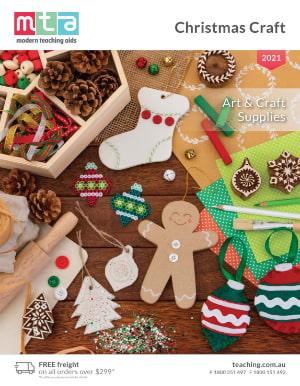 Modern Teaching Aids - View Christmas Craft Flip Catalogue