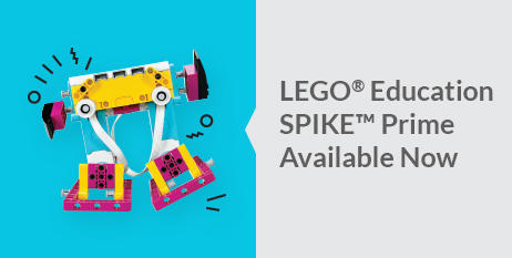 LEGO Education Spike Prime is now available to purchase. Shop online today.
