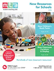 New Resources for Schools