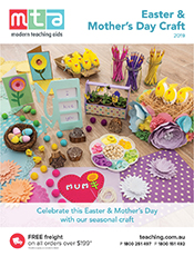 Easter and Mother's Day Craft