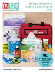 Health, Hygiene and Safety consumables.