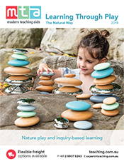 Learning Through Play Cover