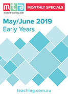May/June 2019 Sale, Early Years - Monthly Specials