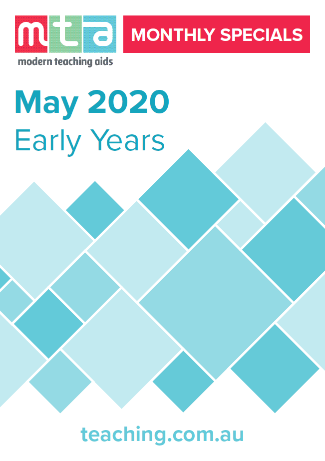May 2020 - Early Years - Monthly Special