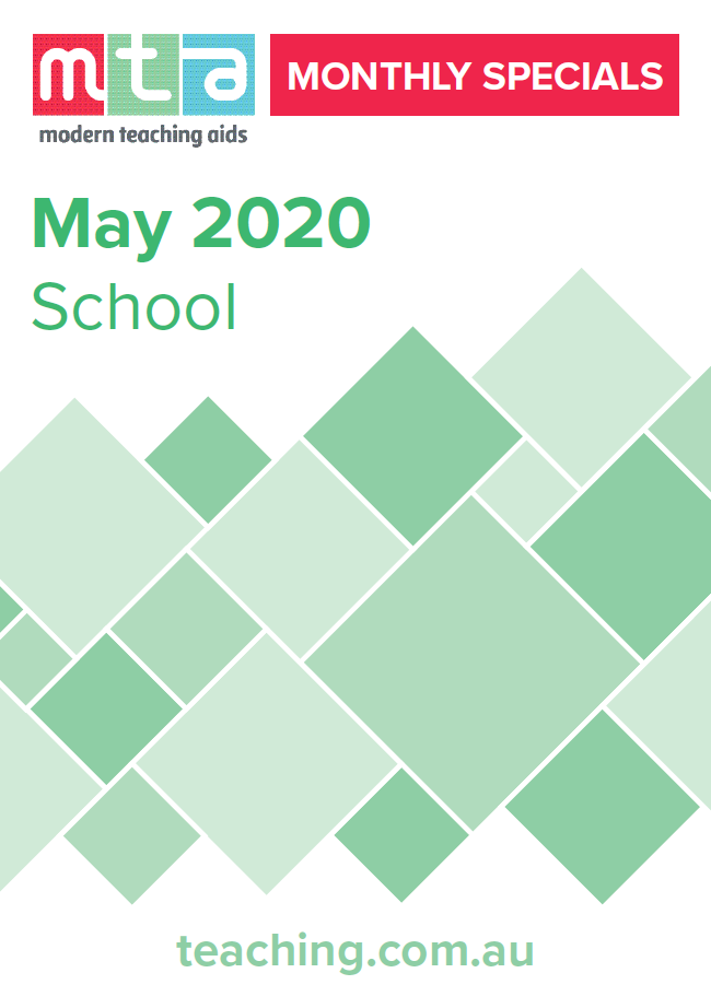 May 2020 - School - Monthly Specials