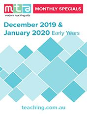 December 2019 - January 2020 Early Years Specials