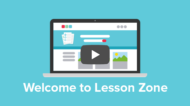 Welcome to Lesson Zone