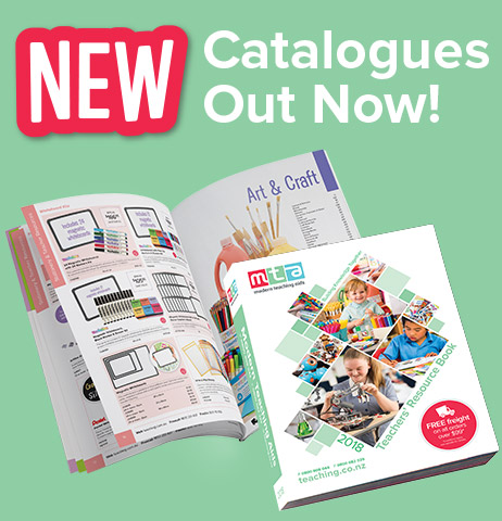 New Catalogues out now for 2018