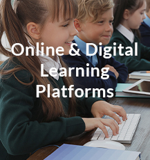 Curriculum-aligned Digital Learning Platforms supporting core curriculum areas of Literacy, Maths and STEM; and Social and Emotional Learning