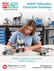 LEGO® Education Classroom Solutions
