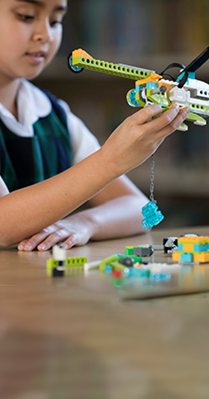 Introductory LEGO WeDo 2.0 Hands On Workshop