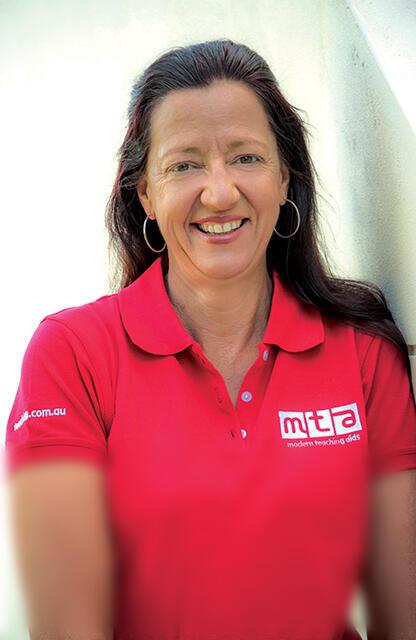 MTA Representative - Auckland - Louise Papadopoulos