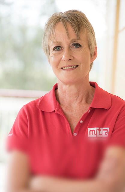 MTA Representative - Auckland - Madeleine Harkema