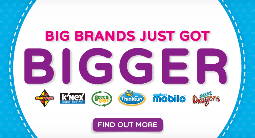 Big Brands just got bigger!
