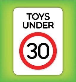 Toys Under $30