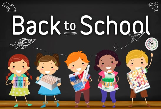 Back to School for 2019