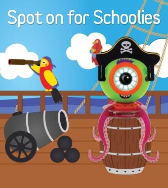 Spot on for Schoolies!