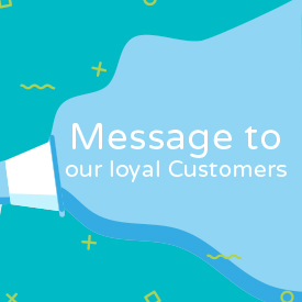 Message to our loyal mobile customers