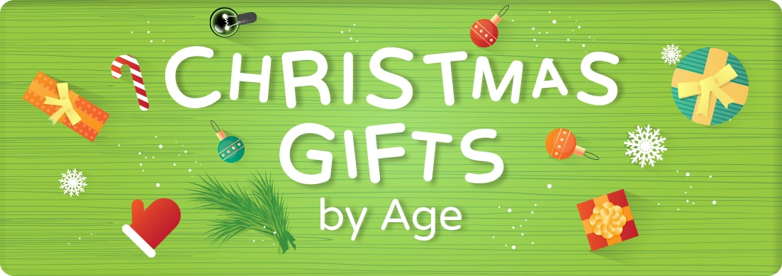 Christmas Gifts by Age