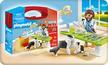 Playmobil - Carry Cases