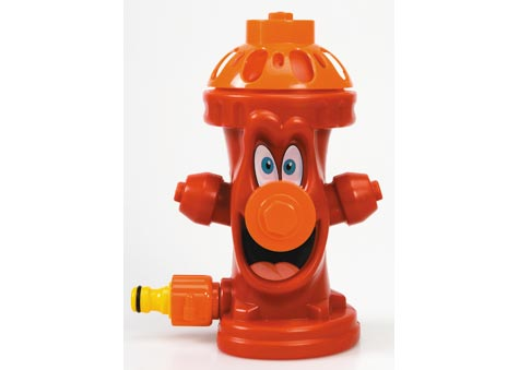 This fire hydrant water sprinkler attaches to any hose and splashes water up to 2.4 metres in the air. Fire Engine Water Sprinkler is a perfect water toy ...  sc 1 st  Parent Direct & Fire Hydrant Water Sprinkler - Parent Direct Catalogue