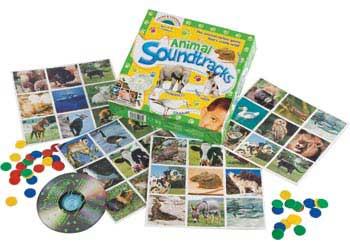 galt animal soundtracks cd game parent direct catalogue
