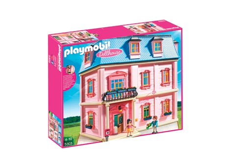Playmobil Dollhouse And Accessories Parent Direct Catalogue