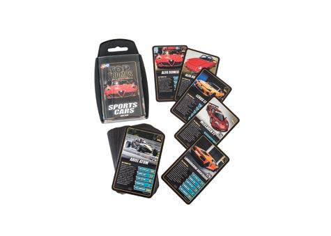 Top Trumps Sports Cars Parent Direct Catalogue - Sports cars top trumps