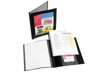 Display Book with 20 Pockets – A4