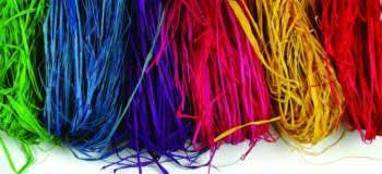 Coloured Raffia – Hot Pink 25g Pack