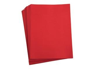 Creatistics Red Cover Paper A4 120gsm – PK100