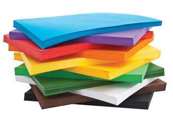 creatistics yellow cover paper a3 125gsm pack of 100 mta catalogue