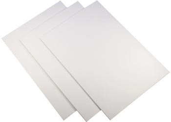 White Cardboard 200gsm A4 – Pack of 100