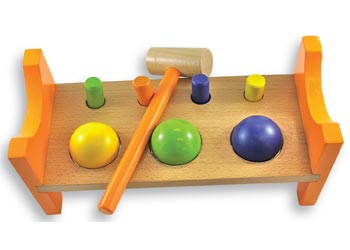 Hammer Toys Babies Toddlers