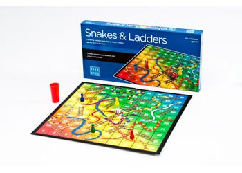 BOpal – Snakes And Ladders Game