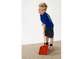 Wide Shovel – Metal 70 cm