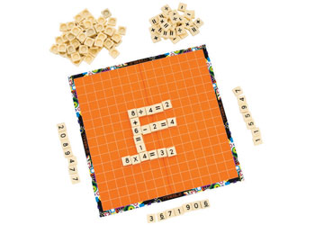 Mabble – Crosswords with Numbers