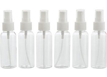 small mist bottles u2013 set of 6 pipettes u0026 spray bottles