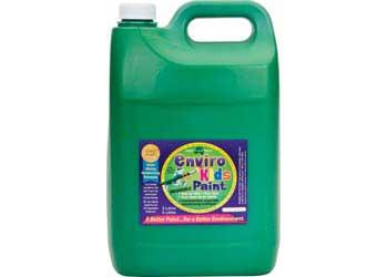 Enviro Kids Paint Green – 5 Litre