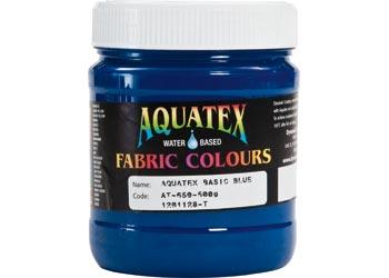 Aquatex Printing Ink Basic Blue 500ml