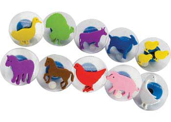 Farm Animal Stampers Set Of 10 Mta Catalogue